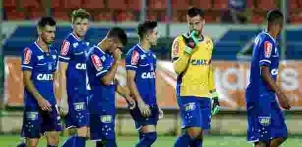 Jogadores do Cruzeiro sabem que o time pode render muito mais em 2016 - Washington Alves/Light Press/Cruzeiro