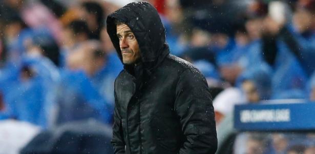 Luis Enrique avaliou o desempenho do Barcelona na atual temporada