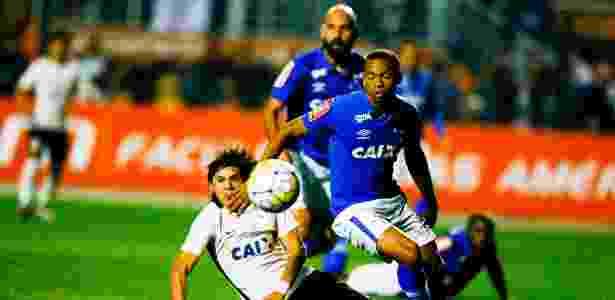 Cruzeiro e Corinthians se enfrentam nesta quarta-feira (19) pelas quartas de final da Copa do Brasil - Rubens Cavallari/Folhapress