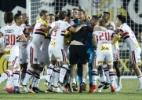 São Paulo fará jogo-treino em Cotia contra time de irmão de Higuaín