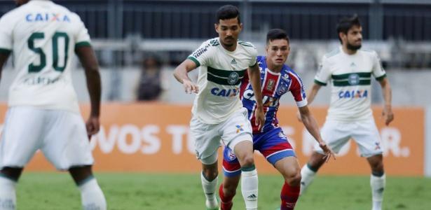 Alan Santos não ficará no Coxa em 2018
