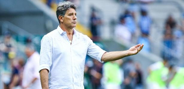 Renato Gaúcho diz estar tranquilo com semi por ter grupo consciente