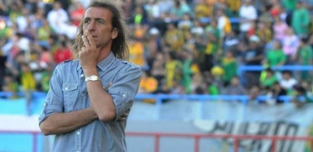 Giuntini foi jogador do Boca e depois virou treinador