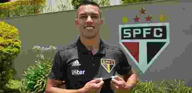 São Paulo confirma contratação de Igor Vinicius b493d74b40e