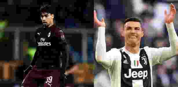Cristiano Ronaldo pode levantar primeiro troféu pela Juve nesta quarta - Nicolò Campo/LightRocket via Getty Images e Massimo Pinca/Reuters