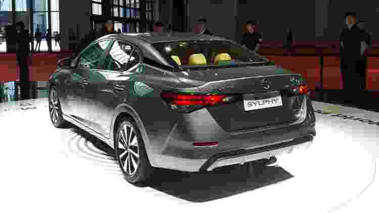 Nissan Sentra - Vitor Matsubara/UOL - Vitor Matsubara/UOL