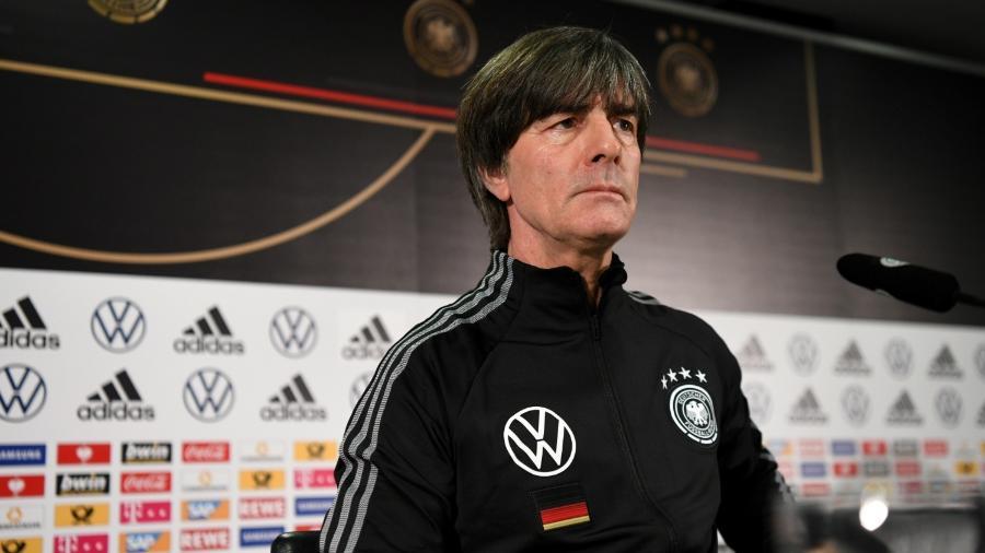 Joachim Low deixará o cargo de técnico da seleção da Alemanha - Alexander Scheuber/Bongarts/Getty Images