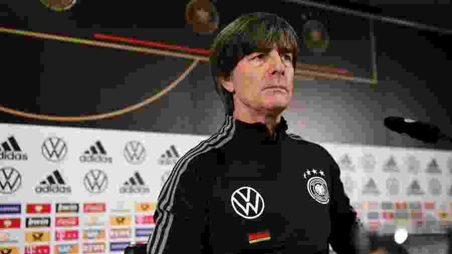 Joachim Löw, técnico da seleção da Alemanha - Alexander Scheuber/Bongarts/Getty Images