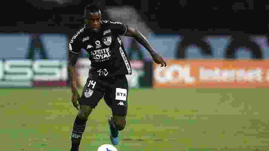 Marcelo virou titular absoluto do Botafogo e tem contrato terminando no fim de 2020 - Vitor Silva/Botafogo