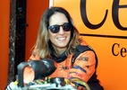 Bia Figueiredo, piloto de Stock Car, anuncia gravidez e pausa na carreira - Greg Salibian/Folhapress