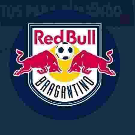 Red Bull Bragantino divulga seu novo escudo - Reprodução/Twitter