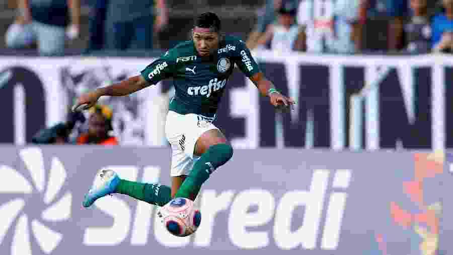 Rony passou a defender o Palmeiras depois de brilhar pelo Athletico em 2019 - Thiago Calil/AGIF