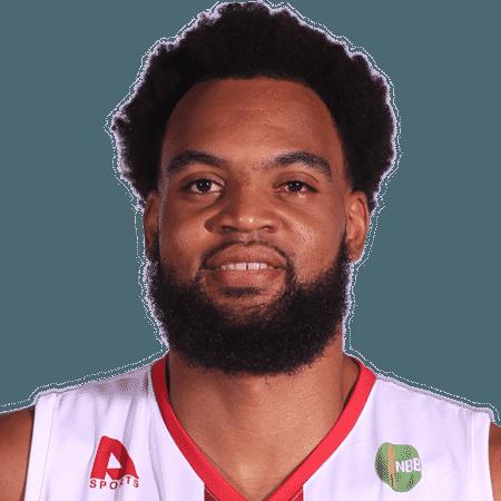 Maique, jogador do Paulistano - Divulgação/NBB