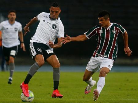 Botafogo X Fluminense Onde Assistir Horario E Escalacoes