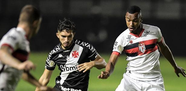 The Former Vasco Kayzer Shines And Gives Atletico Go The Victory In Sao Januario 10 09 2020