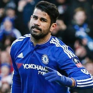 Atlético de Madrid insiste em contar com Diego Costa, mas Chelsea não aceita