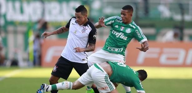 Palmeiras e Corinthians voltam a se enfrentar no dia 12 de junho