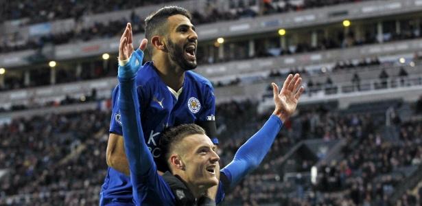 Campeão inglês, Leicester será cabeça de chave em sua primeira vez na competição