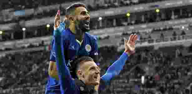 Campeão inglês, Leicester será cabeça de chave em sua primeira vez na competição - CRAIG BROUGH/Reuters