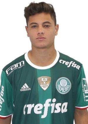 Hurick, 18 anos, trocou o Corinthians pelo Palmeiras