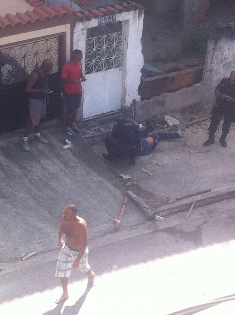 Briga entre torcedores de Flamengo e Botafogo terminou com um morto em Bento Ribeiro