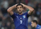Pellè é cortado da seleção italiana por se recusar a cumprimentar técnico - Paolo Bruno/Getty Images