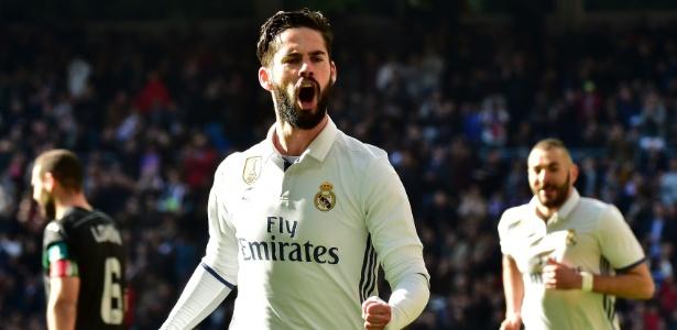Isco está no Real Madrid desde 2013, mas não se firmou entre os titulares