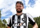 João Paulo recebe elogios em pouco tempo de Botafogo - Vitor Silva/SSPress/Botafogo