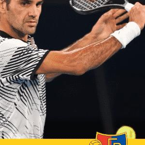 Roger Federer - Basel (SUI) - Arte UOL