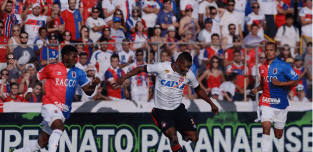 Atlético e Paraná voltam a se enfrentar em mata-mata