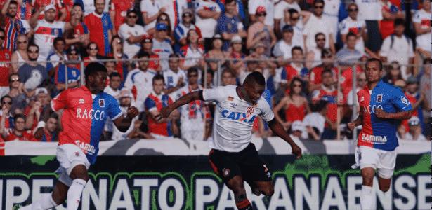 Atlético e Paraná voltam a se enfrentar em mata-mata - Assessoria de Imprensa CAP