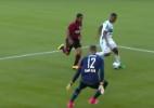Volante do Atlético-PR reconhece erro no segundo gol sofrido no clássico - Reprodução