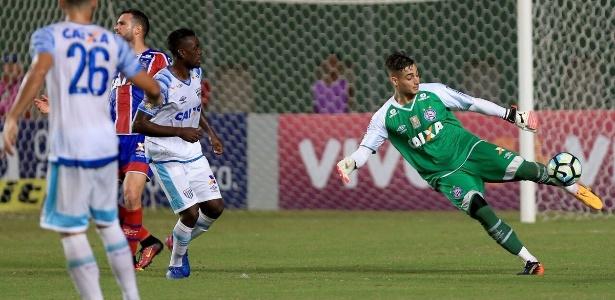 Jean foi titular do Bahia durante todo o Campeonato Brasileiro deste ano