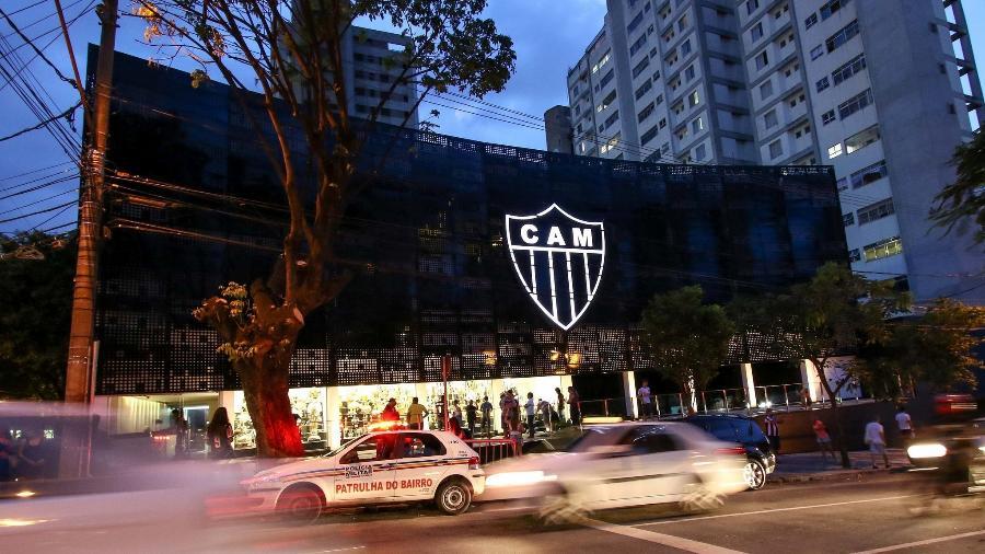Atlético-MG projeta ainda faturar R$ 100 milhões em vendas de atletas - Bruno Cantini/Atlético-MG