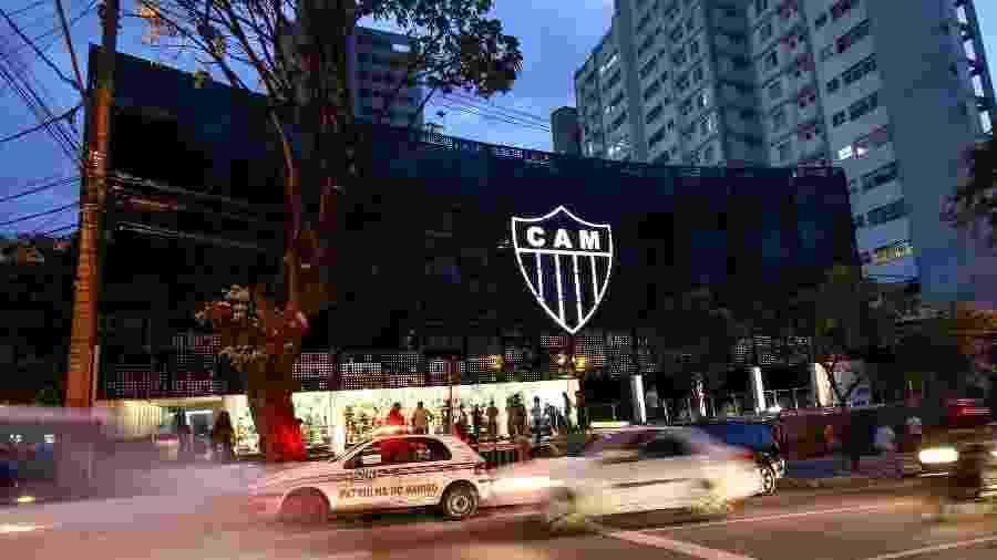Atlético-MG teve prejuízo de R$ 5,785 milhões, de acordo com as contas de 2019 - Bruno Cantini/Atlético-MG