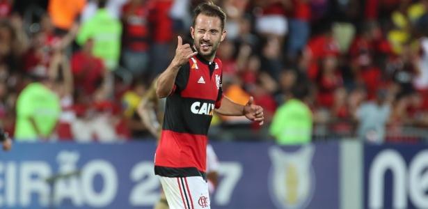 Everton Ribeiro vive a expectativa de conquistar o primeiro título pelo Flamengo