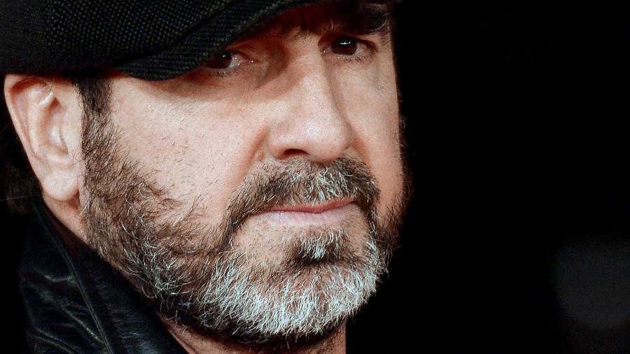 Eric Cantona  - Tiziana Fabi/AFP