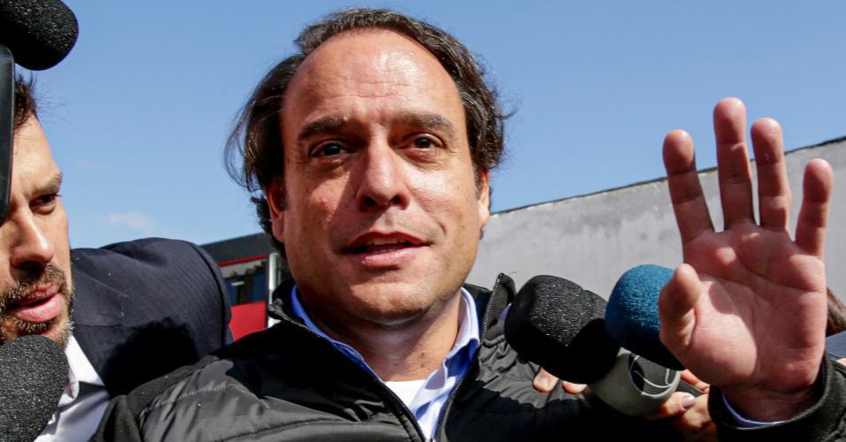 Jose Edgard Bueno, ex-advogado da modelo Najila Trindade