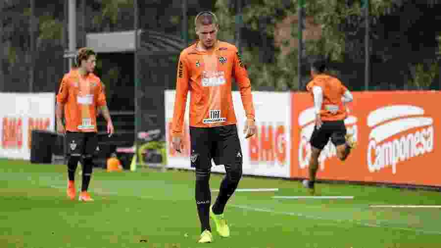 Iago Maidana, zagueiro do Atlético-MG - Bruno Cantini/Divulgação/Atlético-MG
