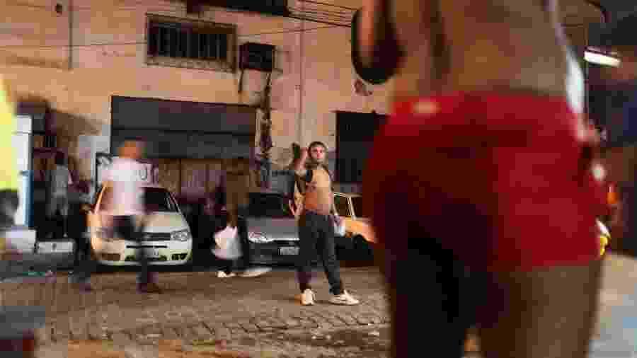 Vila Mimosa, área de prostituição no Rio de Janeiro - Spencer Platt/Getty Images