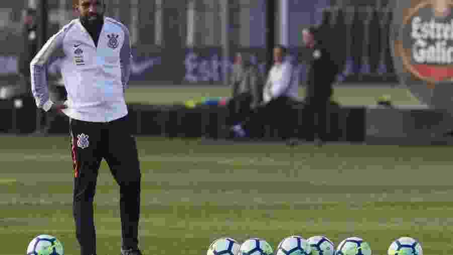 Coelho já comandará o Corinthians no duelo contra o Fortaleza - Daniel Augusto Jr/Ag. Corinthians