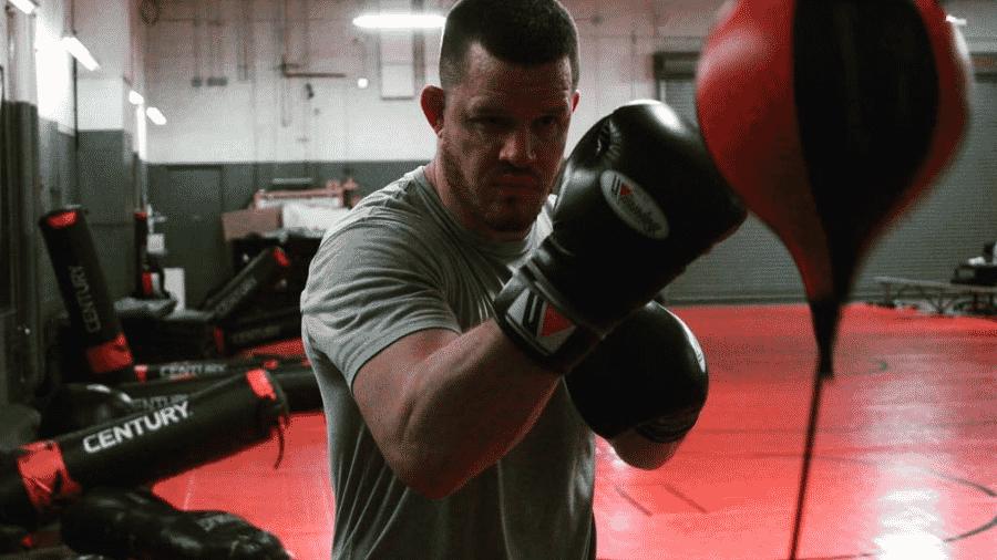 O lutador CB Dollaway, ex-UFC - Reprodução