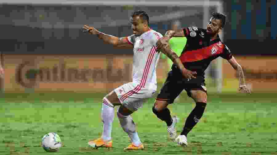 Atacante Willian Pottker acerta com o Cruzeiro, que libera o jovem Maurício para o Inter - Ricardo Duarte/Internacional