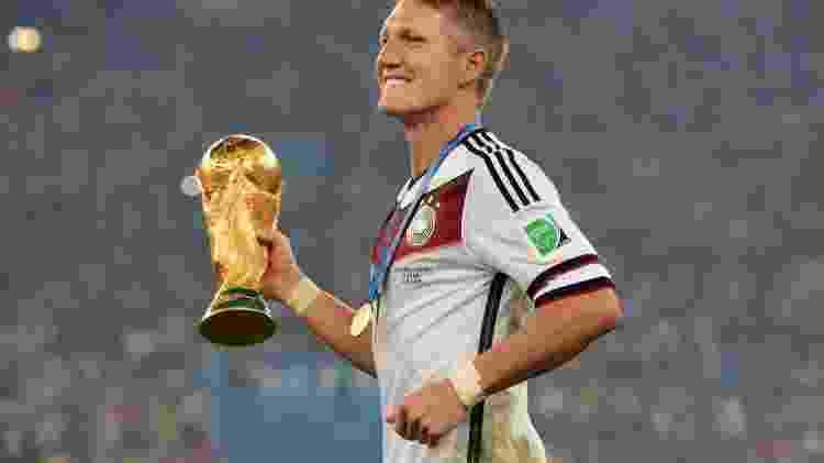 Bastian Schweinsteiger - Pressefoto Ulmer\ullstein bild via Getty Images - Pressefoto Ulmer\ullstein bild via Getty Images