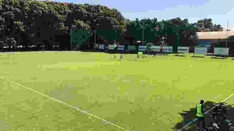 Centro de treinamento do Cuiabá fica no bairro do Jardim Industriário, na capital mato-grossense - Bruno Braz / UOL Esporte - Bruno Braz / UOL Esporte