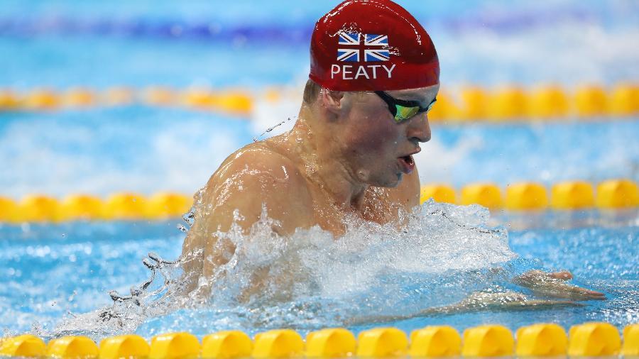 Nadador britânico Adam Peaty - Ian MacNicol/Getty Images