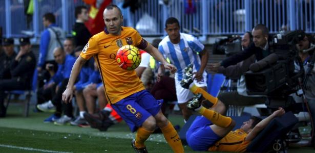 Iniesta acha que Barcelona terá um adversário difícil pela frente