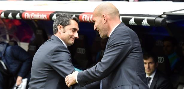 Valverde substituiria o Zidane - AFP / GERARD JULIEN