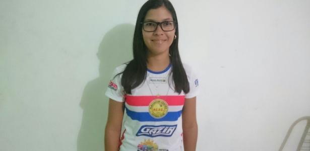Rafaela Escalante, 25 anos, assumiu a presidência do Plácido de Castro (AC) - Arquivo pessoal