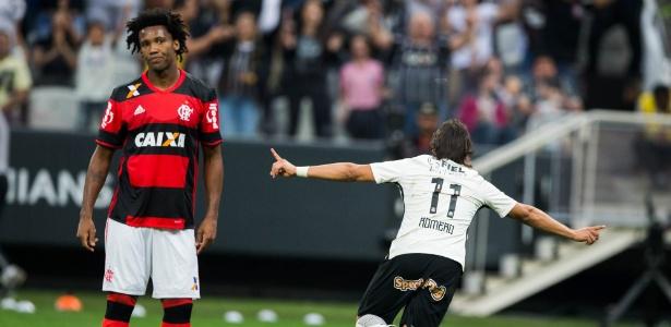 Romero não marca um gol desde o último dia 3 de julho